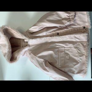 Zara rain coat 12-18 months